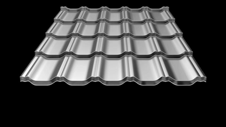 картинка листовая металлочерепица
